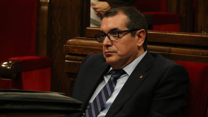 El govern defensa que no pot intervenir quan els Mossos reben una ordre de l'Audiència Nacional