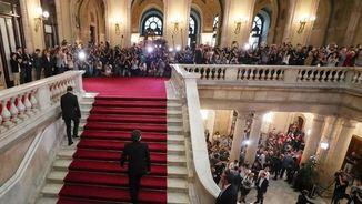 La República, l'article 155 i la justícia: Cara a cara entre Montserrat Comas i Ramon Estebe