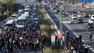 Albiol i Arrimadas critiquen que no es respecti els ciutadans que no volen fer vaga