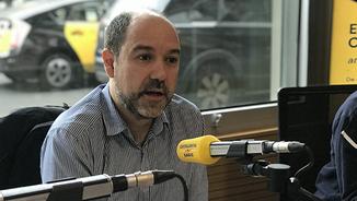 L'escriptor Enric Vila
