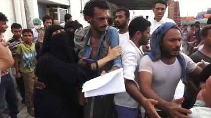Un hospital, objectiu d'un bombardeig aeri al Iemen, amb 55 morts