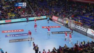 El Barça es classifica per a quarts de final de l'EHF