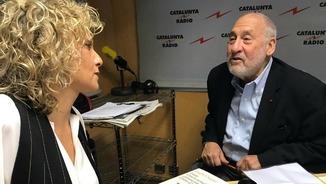 """J.Stiglitz:""""Els països petits poden créixer molt perquè poden adaptar les seves pròpies polítiques"""""""