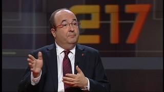 Miquel Iceta (PSC) - Entrevistes electorals 21D