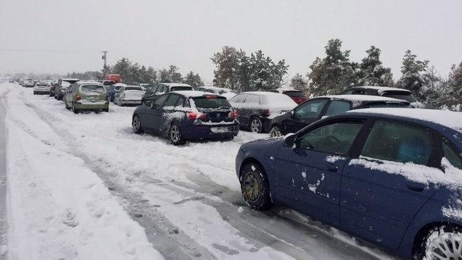 L'oposició demana explicacions de Foment al Congrés pel caos provocat per la neu
