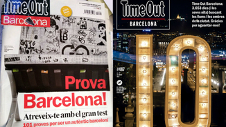 """Time Out"": 10 anys descobrint la capital"
