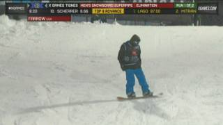 X Games Tignes: eliminatòria Superpipe Snow masculí