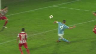Malmö-Olympiakos + Hat trick Welbeck i altres Champions