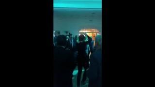 Rajoy, ballant per cap d'any