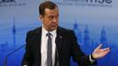 "El primer ministre rus, Dmitri Medvédev, parla de ""nova guerra freda"""