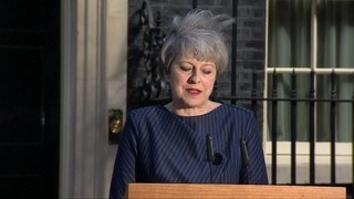 Theresa May convoca eleccions anticipades per al 8 de juny