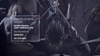 Neix un nou festival metal a Barcelona, el Knights of Metal
