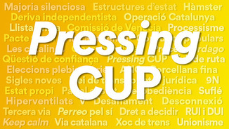 """""""Pressing"""" CUP"""