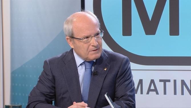 """Montilla: """"Presentar Espanya com un país no democràtic és una solemne ximpleria"""""""