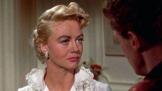 """Dorothy Malone en el seu paper de Marylee Hadley a """"Escrit en el vent"""""""