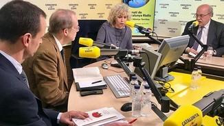"""Andreu Mas-Colell: """"Elsa Artadi? No hi ha cap nom en la meva proposta de govern tècnic"""""""
