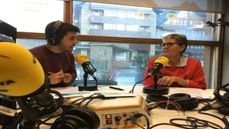 "Victoria Saurina: "" Eth CEI Val d'Aran ajude as empreses deth mon dera tecnologia""."