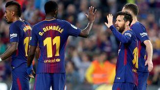 "Barça 5 - Vila-real 1. Jordi Costa: ""Dembélé és desequilibri pur"""