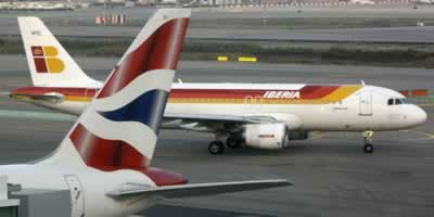 Iberia i British Airways signen el contracte de fusió