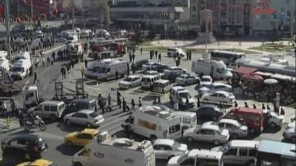 Atemptat suïcida al centre d'Istanbul