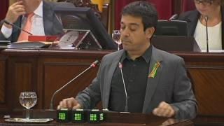 Proposta PP balear prohibir simbolisme catala