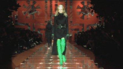 Versace i Cavalli, a la Setmana de la Moda de Milà