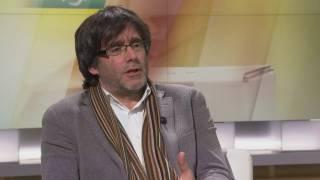 Declas Carles Puigdemont programa