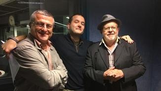 La tertúlia indiscreta amb Jaume Figueras