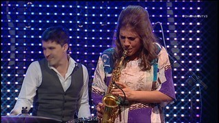 "Eva Fernández Quintet ens interpreta ""Never will I marry"""