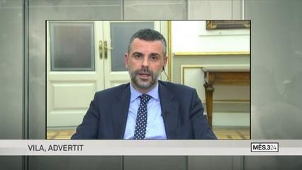 Entrevista a Santi Vila