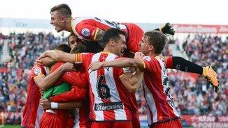 Girona 2 - Madrid 1. La primera part