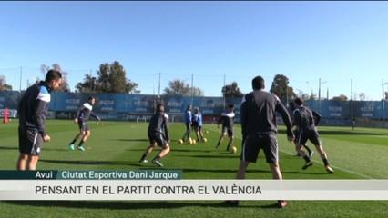 Naldo, ambiciós contra el València