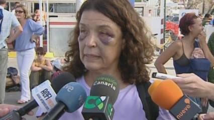 Els activistes retinguts a Al-Aaiun tornen a les Canàries