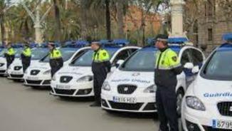 Guàrdia Urbana de Barcelona.