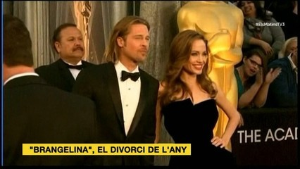 Brangelina, el divorci de l'any