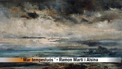 La meteorologia en l'art: Ramon Martí i Alsina