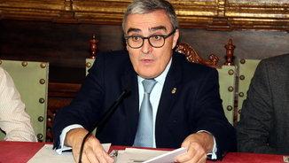 L'alcalde de Lleida, Àngel Ros, en una imatge del novembre (ACN)