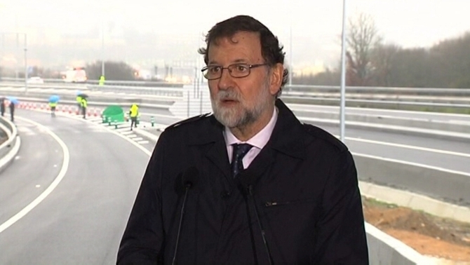 """Rajoy diu que Catalunya és l'""""únic factor d'incertesa"""" per a l'economia espanyola"""