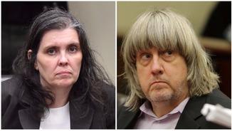 Louise i David Turbin, aquest dijous durant la vista davant del jutge de Riverside, a Califòrnia (Reuters)