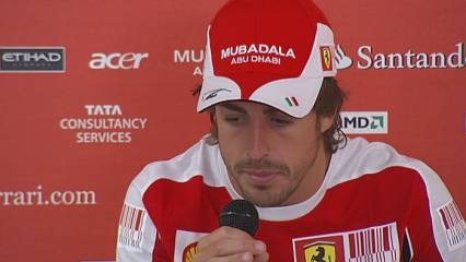 Alonso i els Red Bull