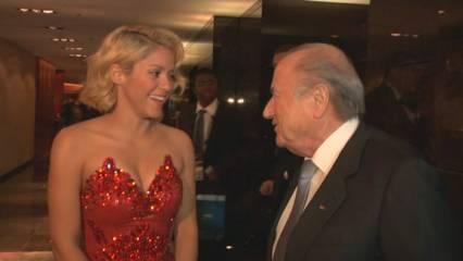 Shakira, protagonista a Zuric