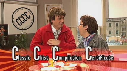 Classic Chist Compilation Certificate
