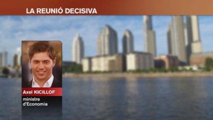 Repsol tanca un preacord amb Argentina per l'expropiació d'YPF