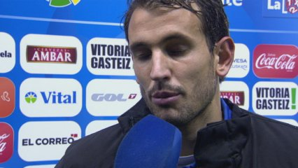 "Stuani: ""Hem patit a la segona part"""