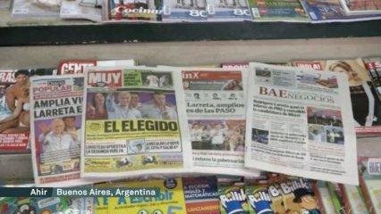Alcalde Buenos Aires es perfila com a relleu a la presidència