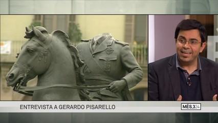 Entrevista a Gerardo Pisarello, 1r tinent d'alcalde de BCN