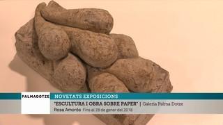 Exposicions a les galeries Palma Dotze i Marc Domènech i a la Fundació Suñol