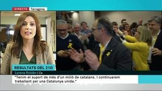 """Lorena Roldán (Cs): """"Tenim una llei electoral injusta; dona més escons a qui té menys vots"""""""