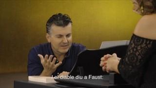 Desirée Rancatore i Faust
