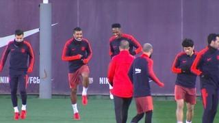 El Barça viatjarà a Mestalla amb Piqué